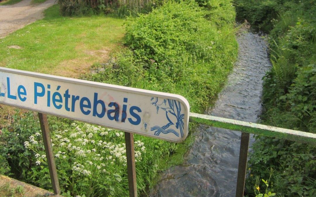 """Un projet de """"retenue d'eau"""" de la Province du Brabant wallon sans retenue"""