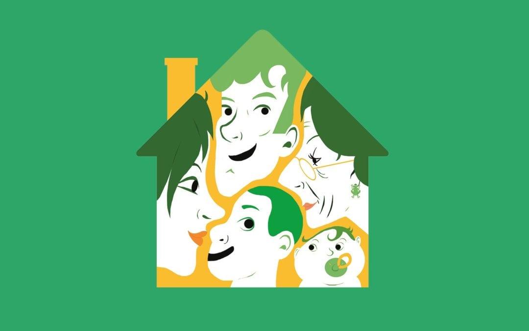Vert, vivre ensemble !