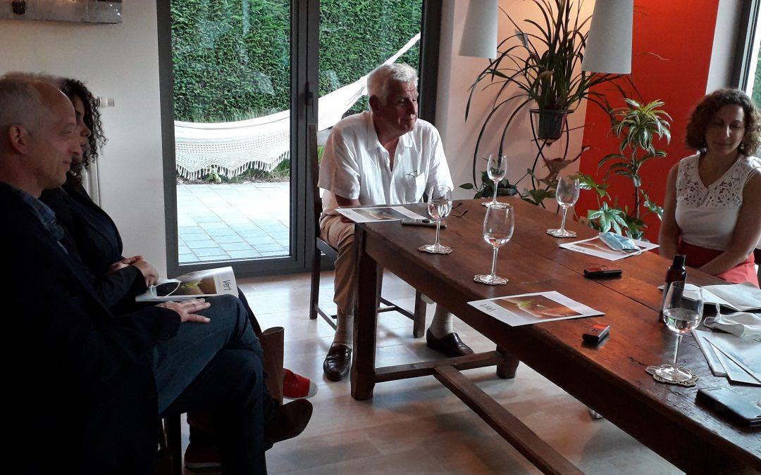 Rencontre entre experts gréziens – Annonce